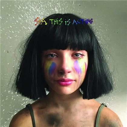Sia - This Is Acting - Deluxe Edition, + Bonustracks
