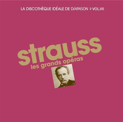 Richard Strauss (1864-1949) - Les Grands Operas (15 CDs)