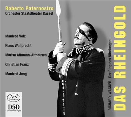 Orchester Staatstheater Kassel, Manfred Volz, Klaus Wallprecht, Marisa Altmann-Althausen, Richard Wagner (1813-1883), … - Das Rheingold - Direct Stream Digital (3 SACDs)
