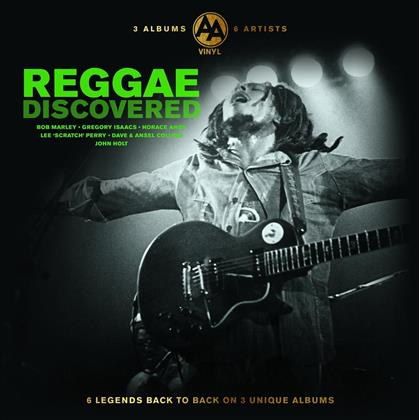 Reggae Disocered (3 LPs)