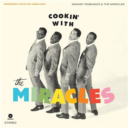 Smokey Robinson & Miracles - Cookin' With - Wax Time (LP)