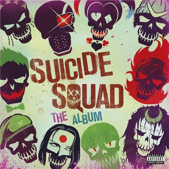 Suicide Squad (OST) - OST - The Album (2 LPs)