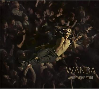Wanda - Amore Meine Stadt - Live (Limited Edition, CD + Blu-ray)