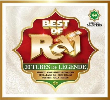 Best Of Rai-20 Legendary Hits