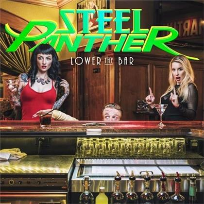 Steel Panther - Lower The Bar - Deluxe