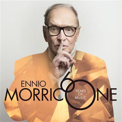 Ennio Morricone (1928-2020) - Morricone 60 - Gatefold (2 LPs)