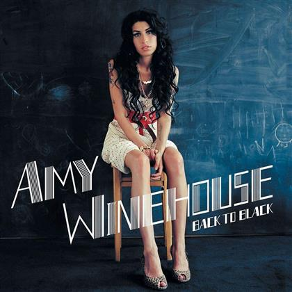 Amy Winehouse - Back To Black - Half Speed Master, Limited Edition (2 LPs)