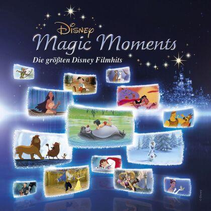 Disney Magic Moments - Die Grössten Disney Filmhits - OST