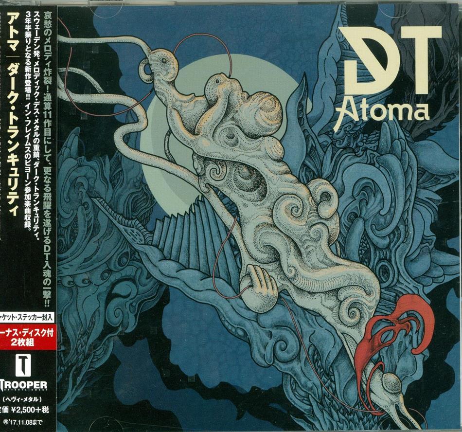 Dark Tranquillity - Atoma (2 CDs)
