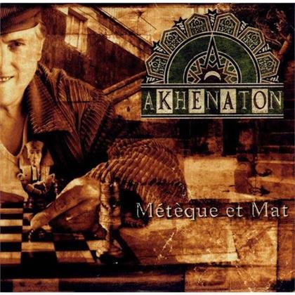 Akhenaton (IAM) - Meteque Et Mat (2016 Edition, Remastered, 3 LPs)