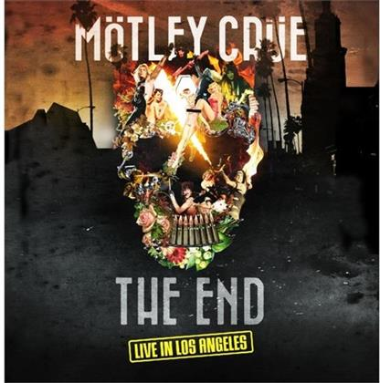 Mötley Crüe - The End : Live In Los Angeles (CD + DVD)