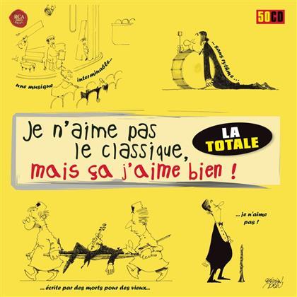 Divers & Various - Je N'aime Pas Le Classique... 50cd (50 CDs)