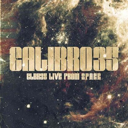 Calibro 35 - Clbr35 Live From S.P.A.C.E. (LP)