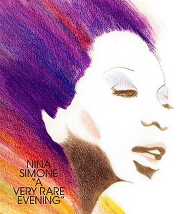 Nina Simone - A Very Rare Evening - Tidal Waves Music (LP)