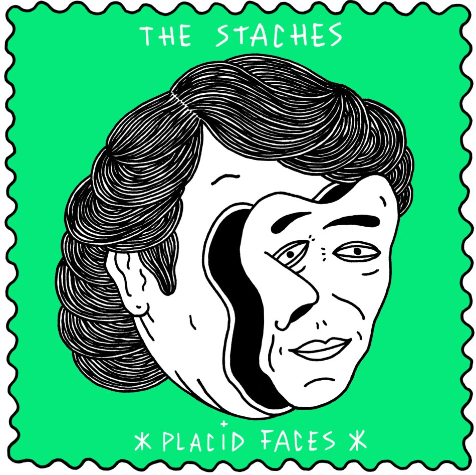 The Staches - Placid Faces (LP)