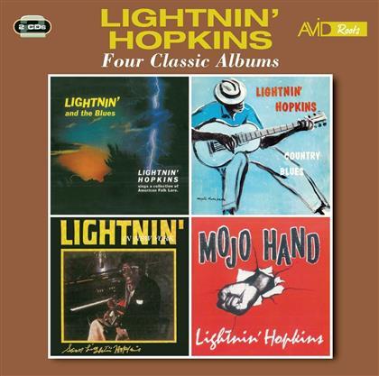 Lightnin' Hopkins - Four Classic Albums (2 CDs)