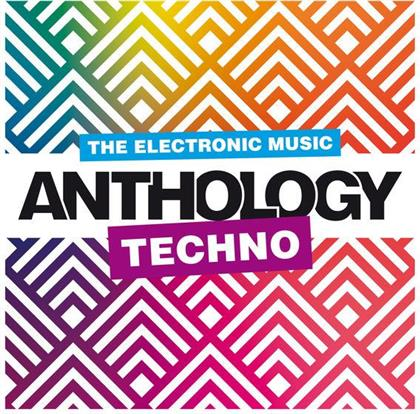 Techno Anthology - Various (4 CDs)