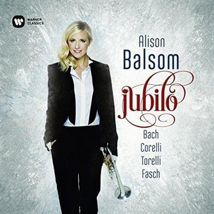 Alison Balsom, Johann Sebastian Bach (1685-1750), Johann Friedrich Fasch (1688-1758), Arcangelo Corelli (1653-1713) & Giuseppe Torelli (1658-1707) - Jubilo (Limited Edition)