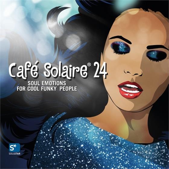 Cafe Solaire - Vol. 24 (2 CD)