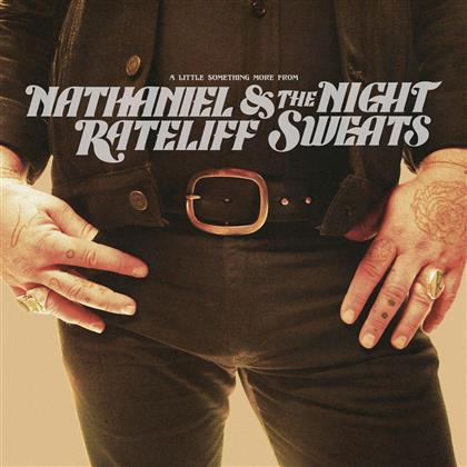 Nathaniel Rateliff & The Night Sweats - A Little Something More From Nathaniel Rateliff & The Night Sweats - Gatefold (LP)