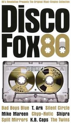 Disco Fox 80 - Vol. 7 - The Original