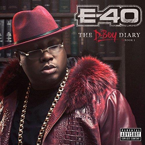 E-40 - D-Boy Diary: Book 1
