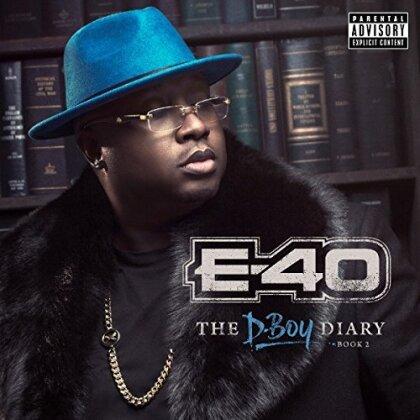 E-40 - D-Boy Diary: Book 2