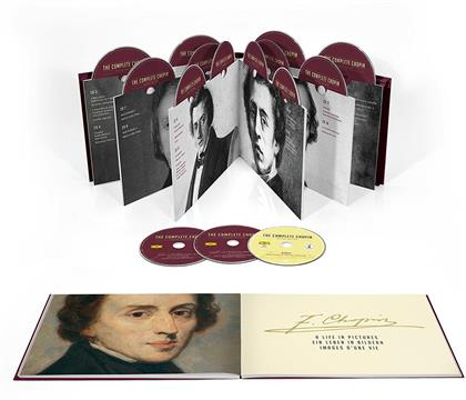 Frédéric Chopin (1810-1849) - Complete Chopin (Deluxe Edition, 21 CDs)