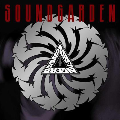 Soundgarden - Badmotorfinger - 25th Anniversary/Super Deluxe Boxset (6 CDs + DVD)