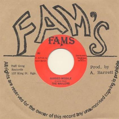 """The Wailers - Guilded Missle - 7 Inch (7"""" Single)"""