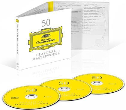 Divers & Diverse (Hip-Hop) - 50 Classical Masterworks (3 CDs)