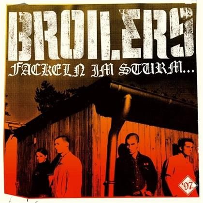 Broilers - Fackeln Im Sturm - 2016 Reissue (LP)