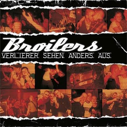 Broilers - Verlierer Sehen Anders Aus - 2016 Reissue (LP)