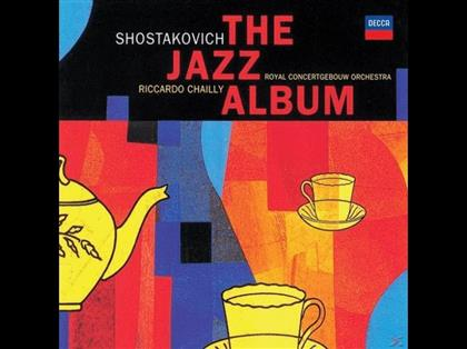 Dimitri Schostakowitsch (1906-1975), Riccardo Chailly & Royal Concertgebouw Orchestra - The Jazz Album (LP + Digital Copy)