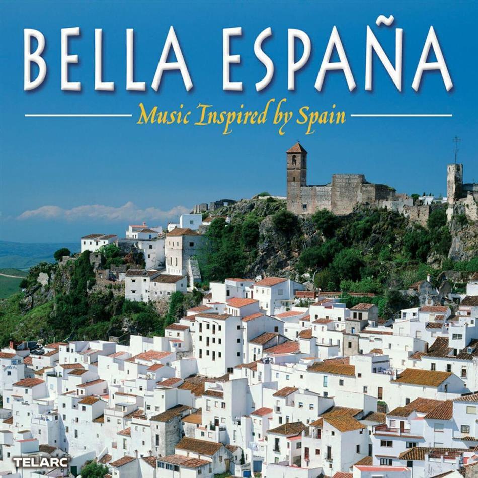Divers - Bella Espana - Music Insp