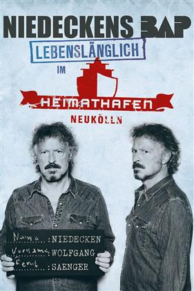 Wolfgang Niedecken - Lebenslänglich - Heimathafen Edition (3 CDs + DVD)