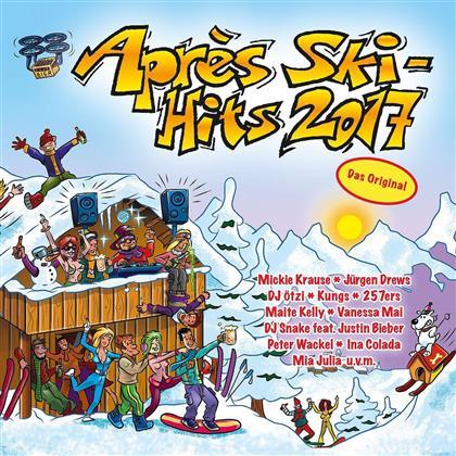 Apres Ski Hits - Various 2017 (2 CDs)