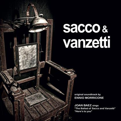 Ennio Morricone (1928-2020) - Sacco E Vanzetti - OST (LP)