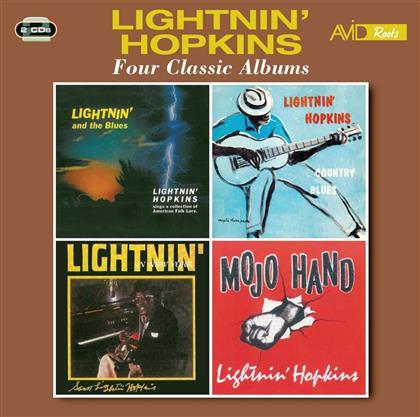 Lightnin' Hopkins - Four Classic Albums - New Album (2 CDs)