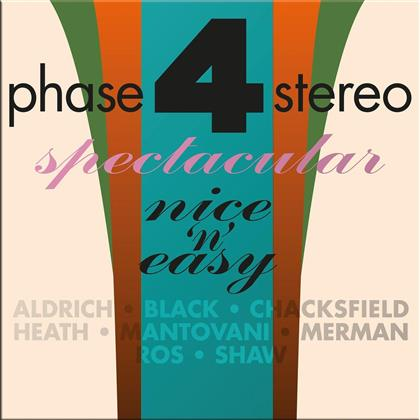 Phase Four Stereo Crossover - Various (40 CDs)