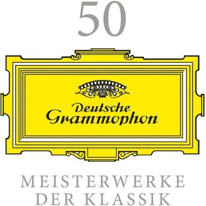 Divers - 50 Meisterwerke der Klassik (3 CDs)