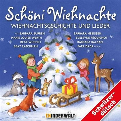 Schöni Wiehnachte - Wiehnachtsgschichte Und Lieder (2 CDs)
