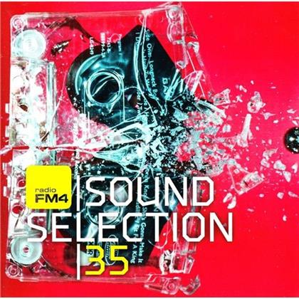Fm4 Soundselection - vol. 35 (2 CDs)