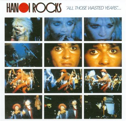Hanoi Rocks - All Those Wasted Years - Live At The Marquee (2 LPs)