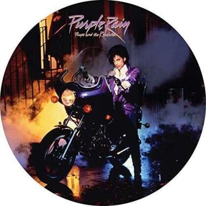 Prince - Purple Rain (Picture Disc, LP)