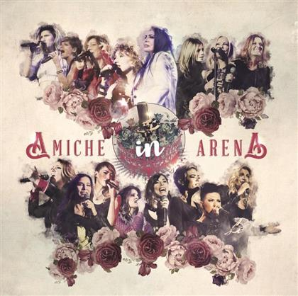 Amiche In Arena (Deluxe Edition, 2 CDs + DVD + Buch)
