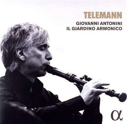 Georg Philipp Telemann (1681-1767) - Telemann (2 LPs)
