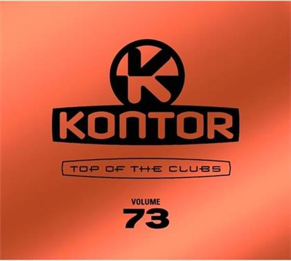 Kontor Top Of The Clubs - Vol. 73 (3 CDs)