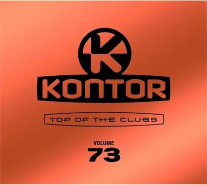 Kontor Top Of The Clubs - Vol. 73 - Limited Edition (Limited Edition, 3 CDs)