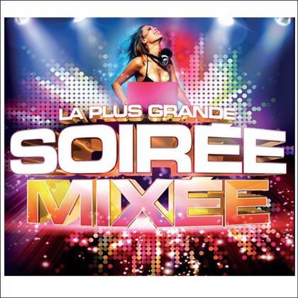 La Plus Grande Soiree Mixee - 2016 (5 CDs)